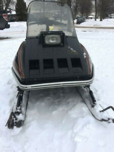 81 Arctic Cat Panther 440