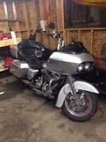 2007 Harley Davidson road glide