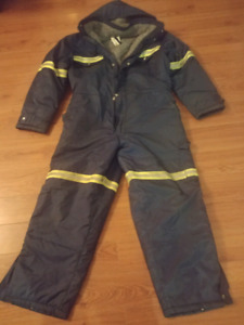 Helly Hensen insulated coveralls