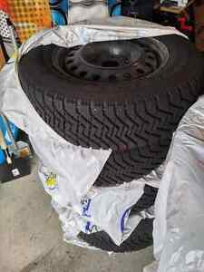 Free winter tires for pick up  - 225 65 R16