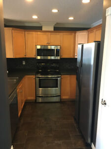 1 BD + den condo in Brewery District/Oliver utilities included!