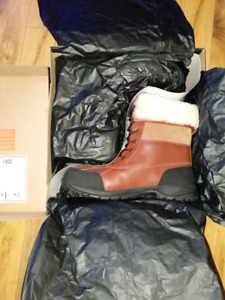 UGG men's winter boots neuf 15