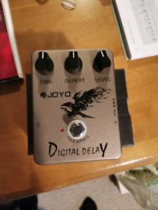 Joyo digital delay