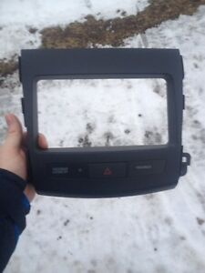 New Oem 2009 outlander double din faceplate