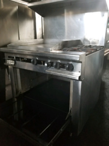 NEW AND USED RESTAURANT EQUIPMENT!
