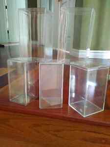 Plastic cases for collectibles  Kitchener / Waterloo Kitchener Area image 1