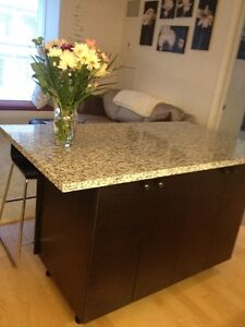 GRANITE island COUNTERTOPS, cash & carry in specific sizes Kitchener / Waterloo Kitchener Area image 1