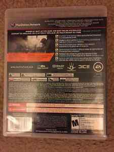 Battlefield 3 for PS3 Cambridge Kitchener Area image 2