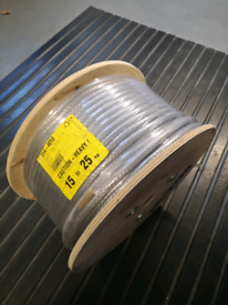 100m drum of 4core 1mm Sy cable