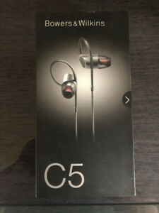 Bowers & Wilkins C5 Headphones