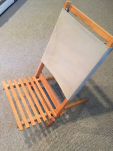 Retro Camping Chair