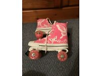 Ladies 4wheel roller skates