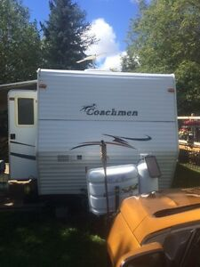 2007 coachmen northern spirt 19 FLB SE