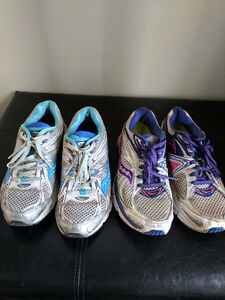 Size 8 women's Saucony running shoes Kitchener / Waterloo Kitchener Area image 5