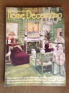House Beautiful's Home Decorating - 1972-73, Fall-Winter
