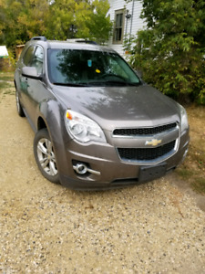 2011 equinox 1lt package