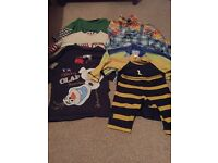 Bundle of boys clothes aged 2 to 3 years