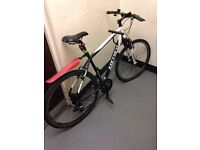Carrera crossfire hybrid bike for sale