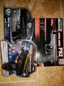 NEW BB PISTOL SET PACKAGE DEAL ONLY