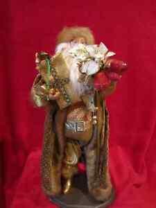"Vintage Santa Claus Doll Figure Christmas Décor 20"" Large Standi Regina Regina Area image 1"
