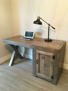 Beautiful hommade desk!!