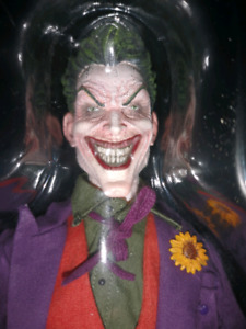 Sideshow toys collectible joker exclusive 1/6 figure