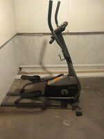 Stationary Bike, Eliptical and Weider Weight Machine