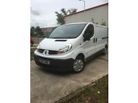 Renault Traffic LL29 DCI, LWB, Full Service History Conversion Needs Completion