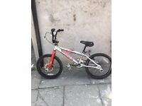 BMX 360 Apollo red