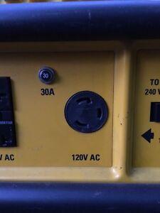 Dewalt 7000 watt generator