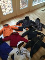 Winter coats . From smoke free home Reduced