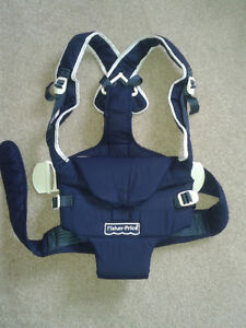 Baby carrier (Fisher Price) colour navy - excellent condition