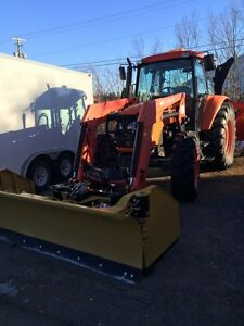 Kubota 108hp mint