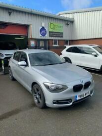 image for 2015 BMW 1 Series 1.6 116i Sport Sports Hatch ss 5dr Auto Hatchback Petrol Autom
