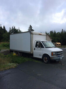 1999 Chevrolet cube van Other
