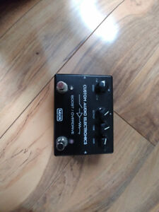 2 Pedals for the Price of  1  !  MXR  MC-402