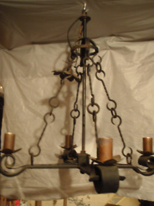 Antique chandelier kijiji in calgary buy sell save with antique chandeliers and lights aloadofball Images