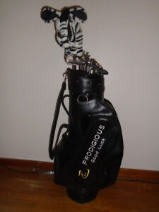 Sporting goods Golf Clubs Full Set of Men RH. Prodigious Good Lu
