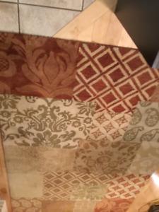 Wool rug/Tapis laine