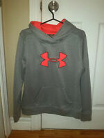 Under Armour Hoodie Youth XL (Ladies Small)