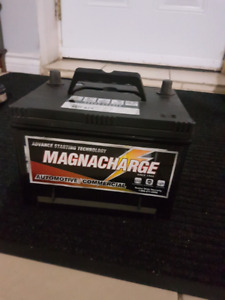 new battery for sale!
