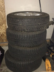 All season tires only $350 OBO