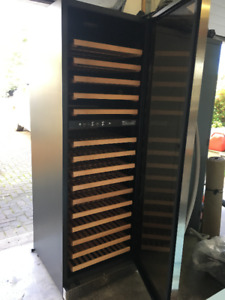 Eurodib Wine Cooler - Full Size holds 154 bottles