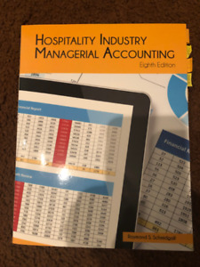Hospitality Industry Managerial Accounting (8th Edition)