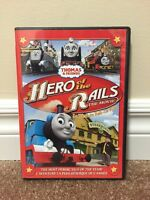 Thomas & Friends Hero of the Rails The Movie DVD   $3.00