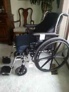 Quality Invacare wheelchair Tracer SX5