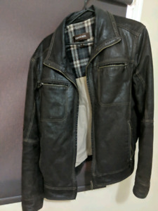 Danier Men's Leather Jacket