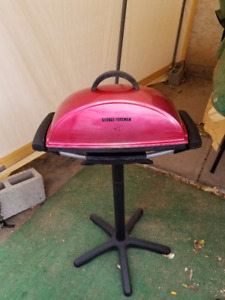 George Foreman Electric BBQ