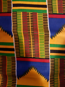 AFRICAN NATIVE TEXTILES (WEST AFRICA)