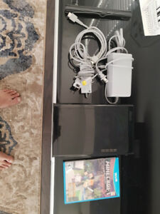 Wii U, Mint Condition less than Half price !! for Sale !!